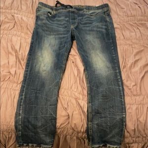 American Eagle active flex jeans skinny stretch